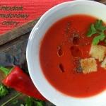 Chłodnik pomidorowy -...