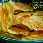 Chipsy ziemniaczane z...