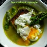 Zupa z zielonych ...