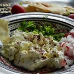 Arabski serek z jogurtu...