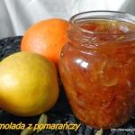 Marmolada z pomarańczy...