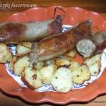 Gęsie szyjki faszerowane