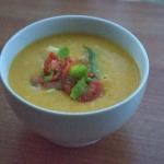 Zupa krem z dyni o...