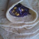 Proste pszenne tortille
