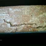 Chleb razowy gryczany na...