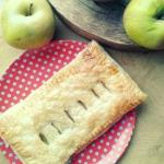 Karmelizowane jabłka we...