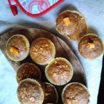 Muffinki marchewkowe na...