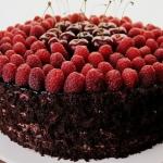 Tort czekoladowy...
