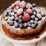 Czekoladowe ciasto truflo...