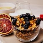 Domowa granola cytrusowa