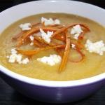 Zupa dyniowa z fetą