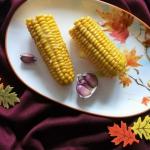 Świeza gotowana kukurydz...