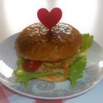 Hamburgery z miesa wieprz...