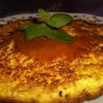 Omlet biszkoptowy z kokos...
