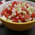 Salsa pomidorowo-...