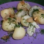 Ziemniaki z kwaśnym...