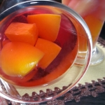 Galaretka z owocami...