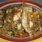Filety drobiowe z soją