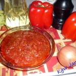 Pomidory z cebulą