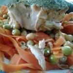 Ryba i marchewkowe...