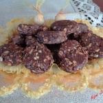 Ciasteczka owsiane czekol...