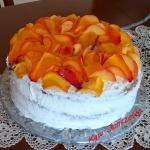 Tort makowo -...