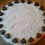 Tort makowo - migdałowy...