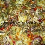 Wiejska pizza z...
