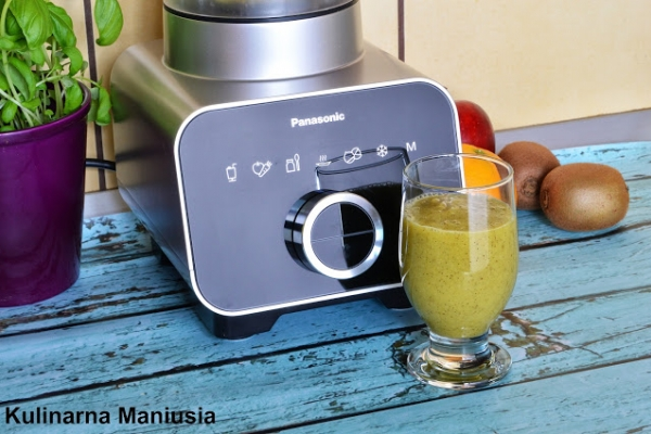 Smoothie i musy owocowe - blender MX-ZX1800 Panasonic