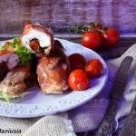 Filet z kurczaka w szynce