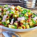 Szybka salatka imprezowa