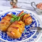 Ziemniaki pieczone z szyn...