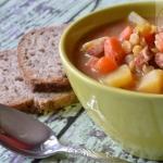 Moja zupa grochowa