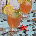 Lemoniada z herbata i wod...