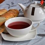 Herbata jest dobra na...