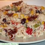 Salatka ryzowa