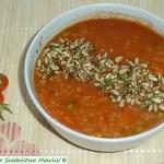 Pikantna zupa pomidorowa...