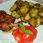 Pieczony kurczak :-)