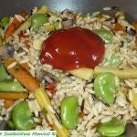 Ryż z letnimi warzywami...