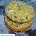 Pasta z makreli :-)