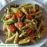 Makaron z warzywami :-)