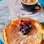 Omlet na sniadanie, pyszn...