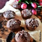 Muffinki z czekolada i pi...
