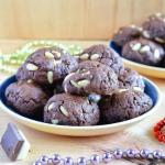 Ciasteczka kakaowe z...