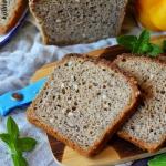 Chleb 100 % żytni na...