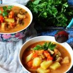 Afrykańska zupa...