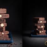 Brownie z kakao i orzecha...