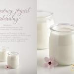 Domowy jogurt naturalny-...