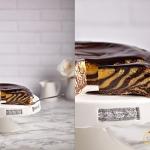 Tradycyjne Ciasto Zebra- ...