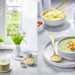 Zupa krem 100% szparagowa...